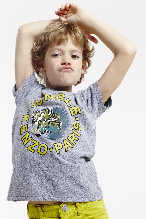 La collezione Kenzo Kids PE 2016