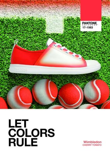 La collezione Pantone Universe Footwear PE 2016