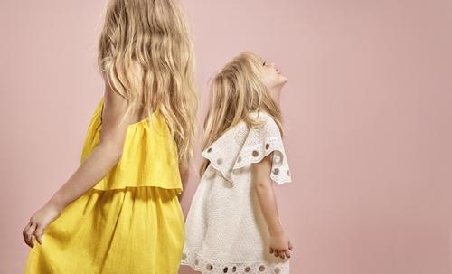 La collezione Chloé PE 2016 per le bambine