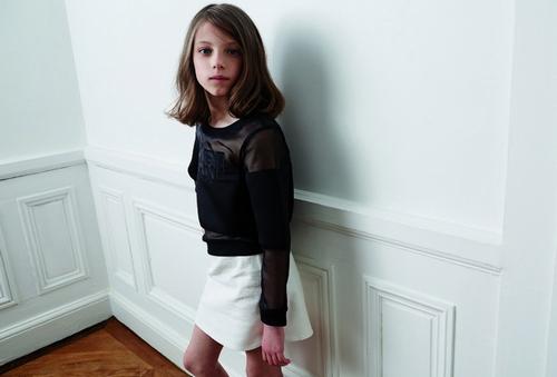 Debutta la collezione Karl Lagerfeld Kids