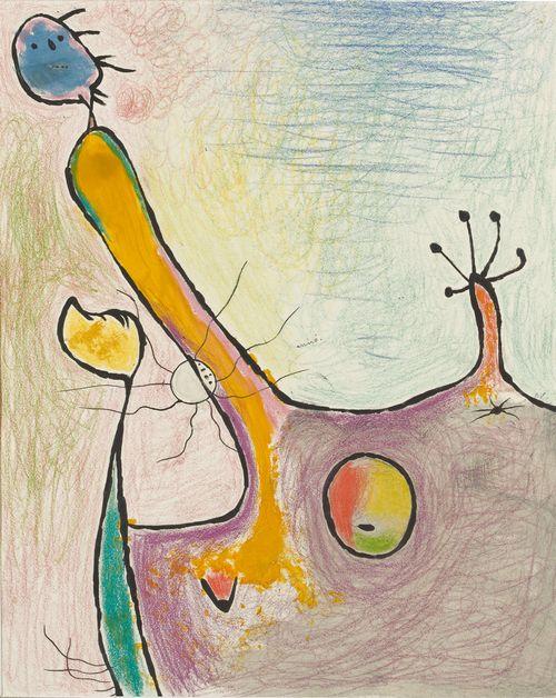 La mostra Joan Miró La forza della materia
