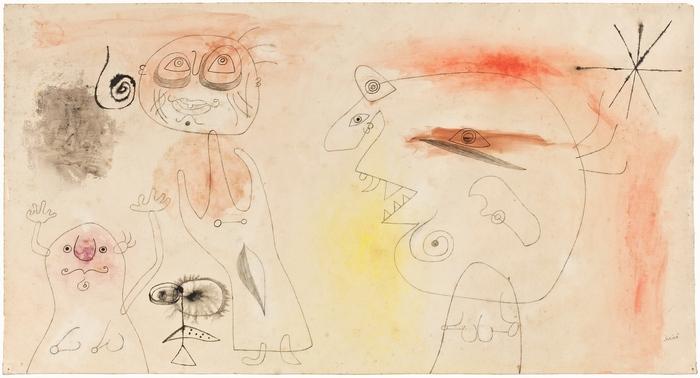 Joan Miró. La forza della materia