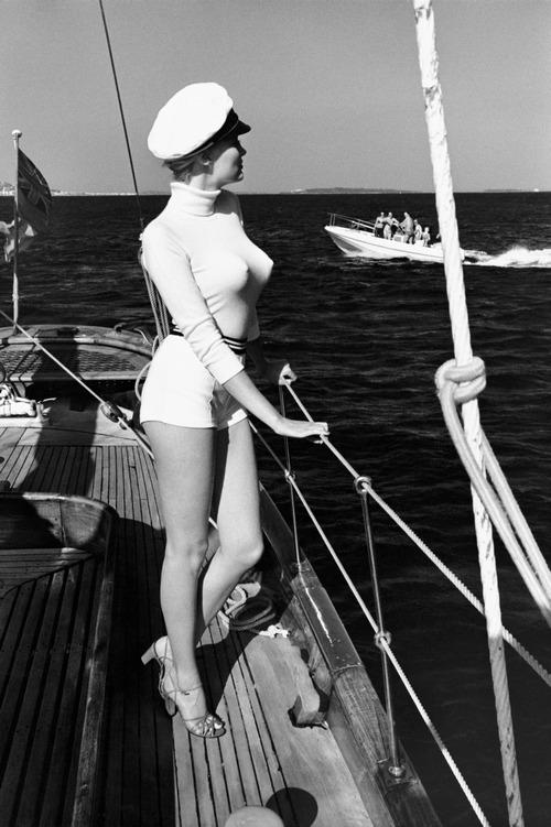 Helmut Newton Fotografie a Venezia