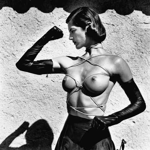 Helmut Newton Fotografie