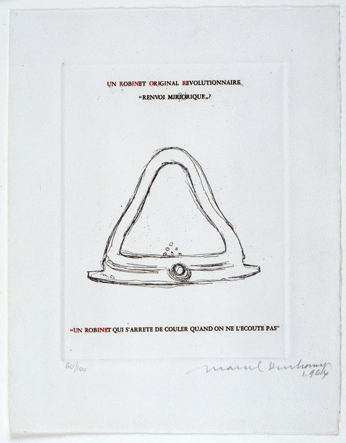 Marcel Duchamp - Dada e Neodada